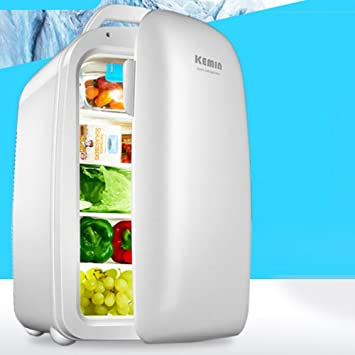 28L Refrigerador del Coche, 12/220 V Mini Refrigerador Pequeño ...