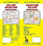 Orland Park / Cook County South Suburban, Illinois Street Map