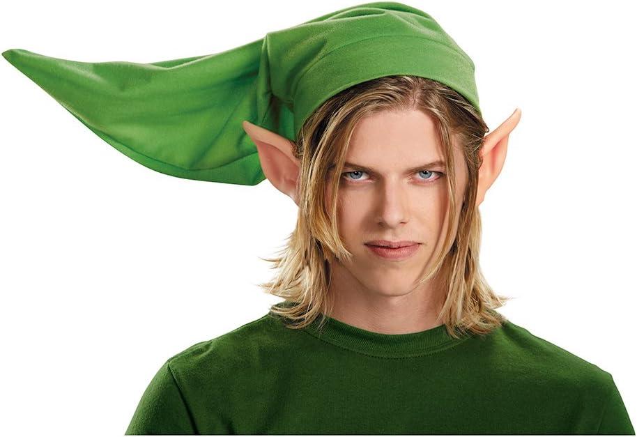 Legend of Zelda Accessories de Traje de Link Adulto Costumes items ...
