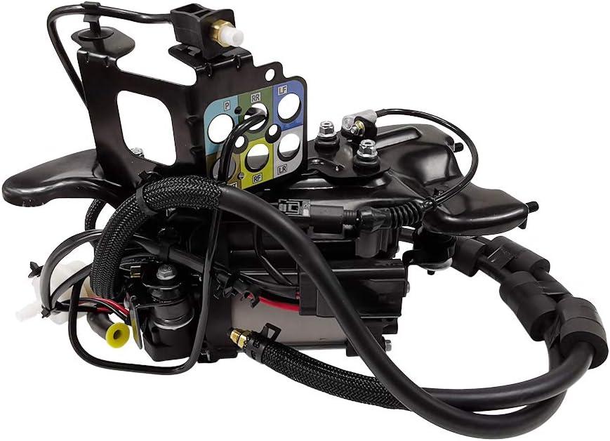 Air Suspension Compressor Assy for Jeep Grand Cherokee WK2 68041137AC 68041137AD 68041137AE 68041137AF 68041137AG 68204730AB 68204730AC 68204730AD 68204730AE 68204730AF