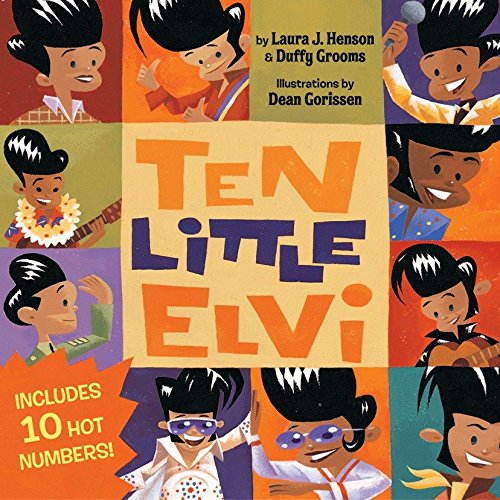 (Ten Little Elvi)