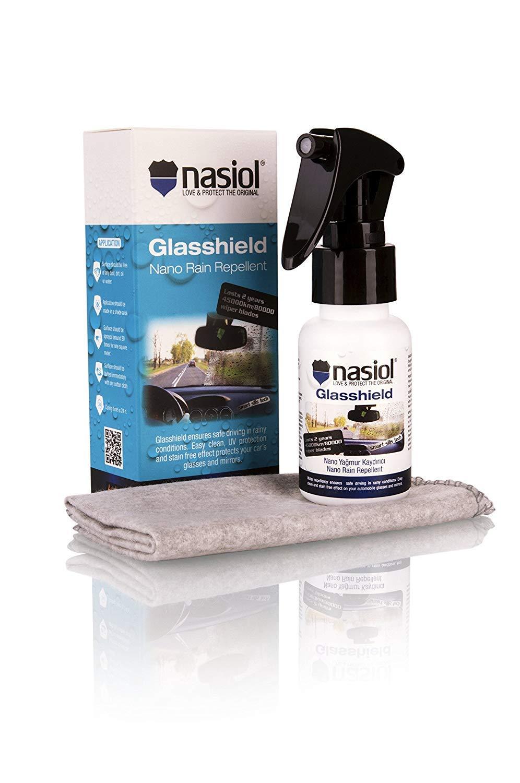 NASIOL LOVE & PROTECT THE ORIGINAL Glasshield Nano Rain Repellent ...