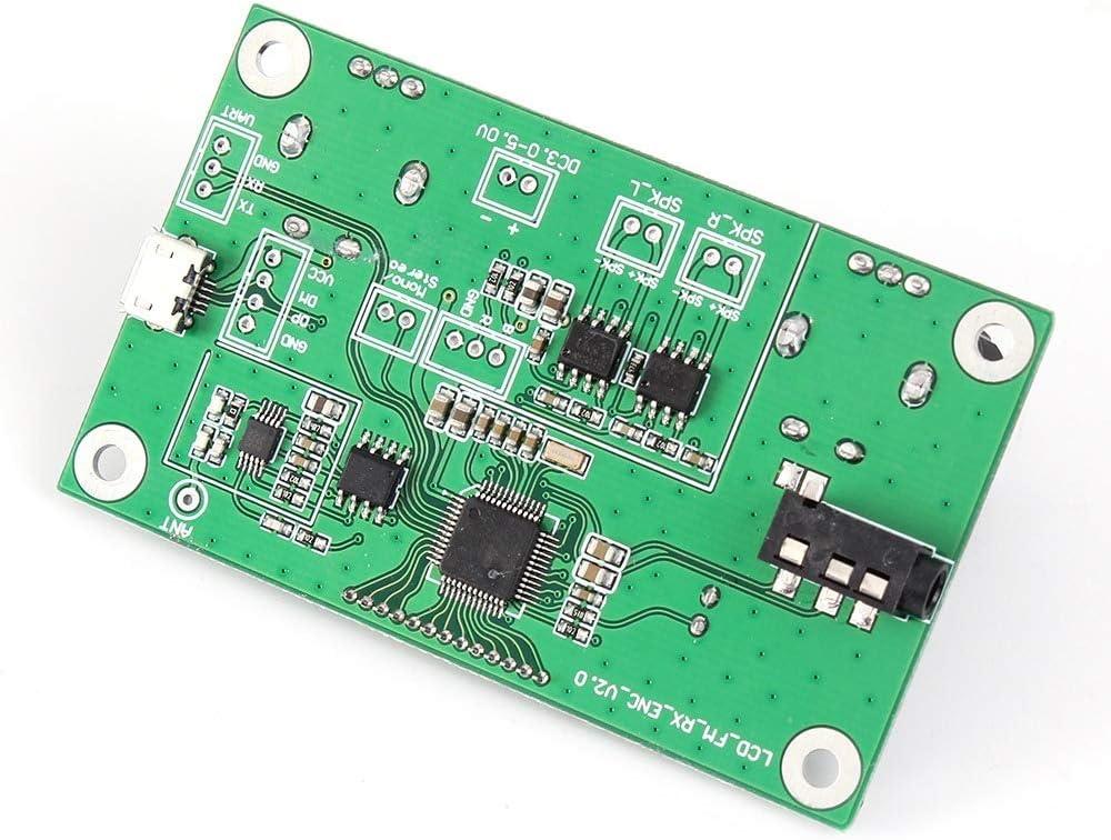 Module R/écepteur FM Module Radio FM /à Modulation de Fr/équence sans Fil