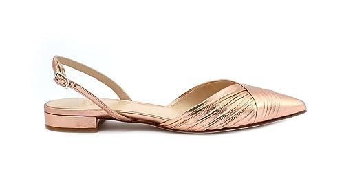 CHANTAL Sandalo 606 Laminato RAME 130