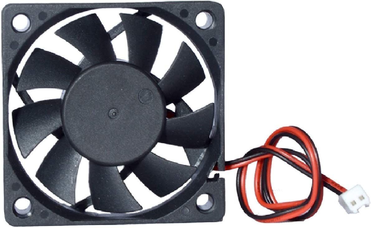 4x4x1cm Size : 1.57 inches MAA-KU DC Axial Case Cooling Fan Material : Plastic P.B.T Supply Voltage : 12VDC , Color : Black. 40x40x10mm