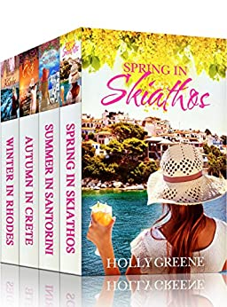 Escape to the Islands: The Four Seasons Greek Island Collection by [Greene, Holly]