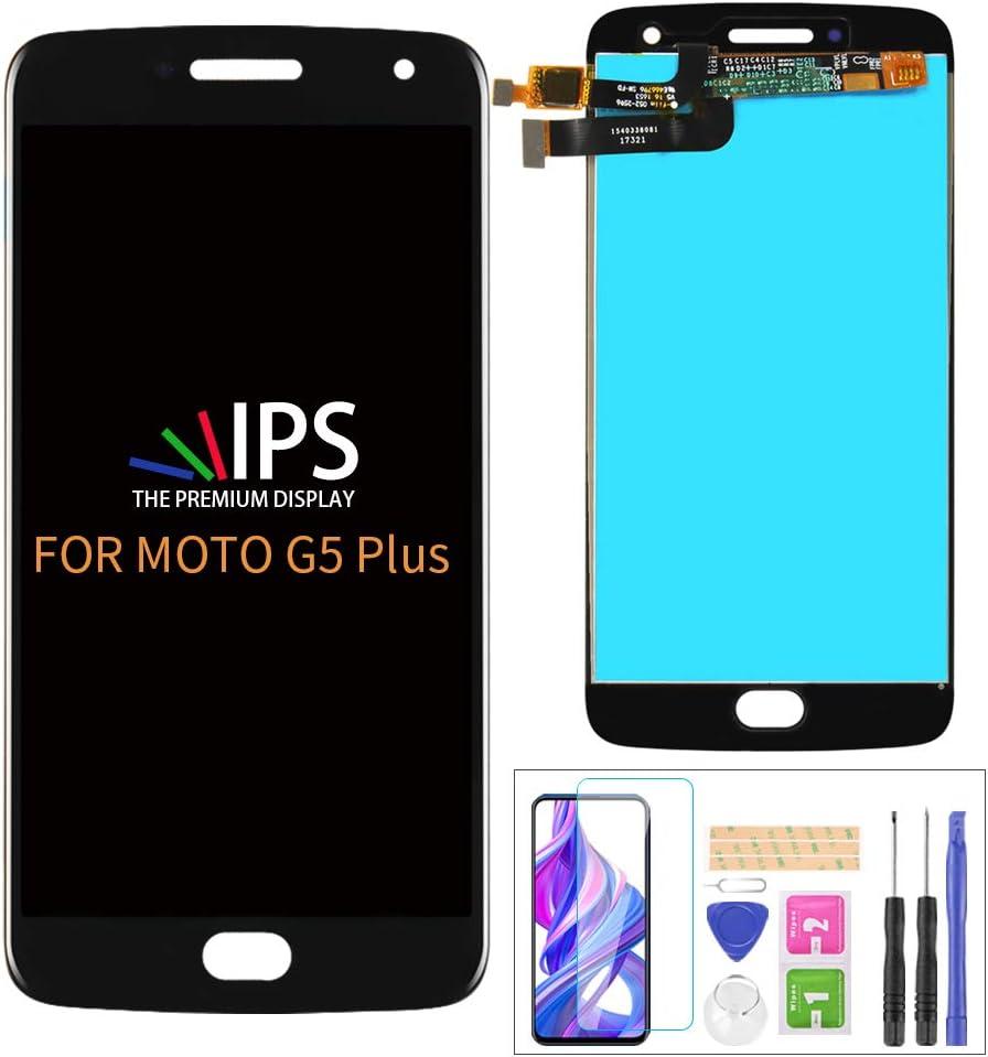 Repuesto de pantalla LCD para Moto G5 Plus: Amazon.es: Electrónica