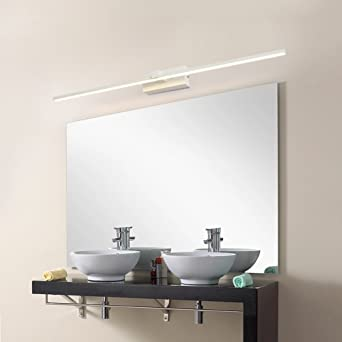 Badezimmer Spiegel Lampe/einfache und moderne Badezimmer Spiegel ...