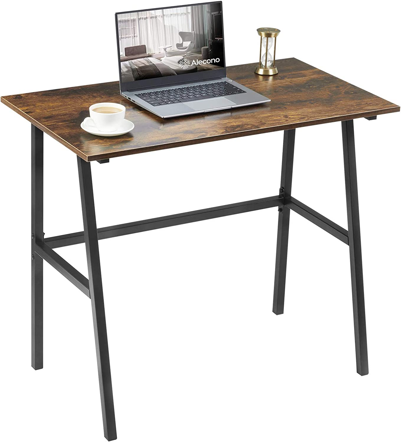 Small Computer Max 80% OFF Desk Excellence 35'' Study Mod for Writing Spaces