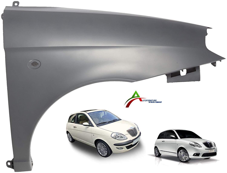 parafango anteriore destro da verniciare per auto dal 2003 al 2011