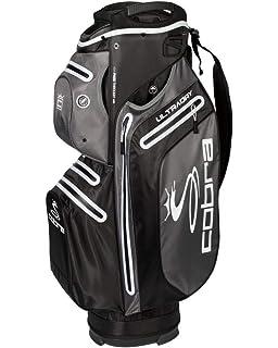Amazon.com   Cobra Golf 2019 Ultralight Cart Bag (Black)   Sports ... 09b4c56a2c8f