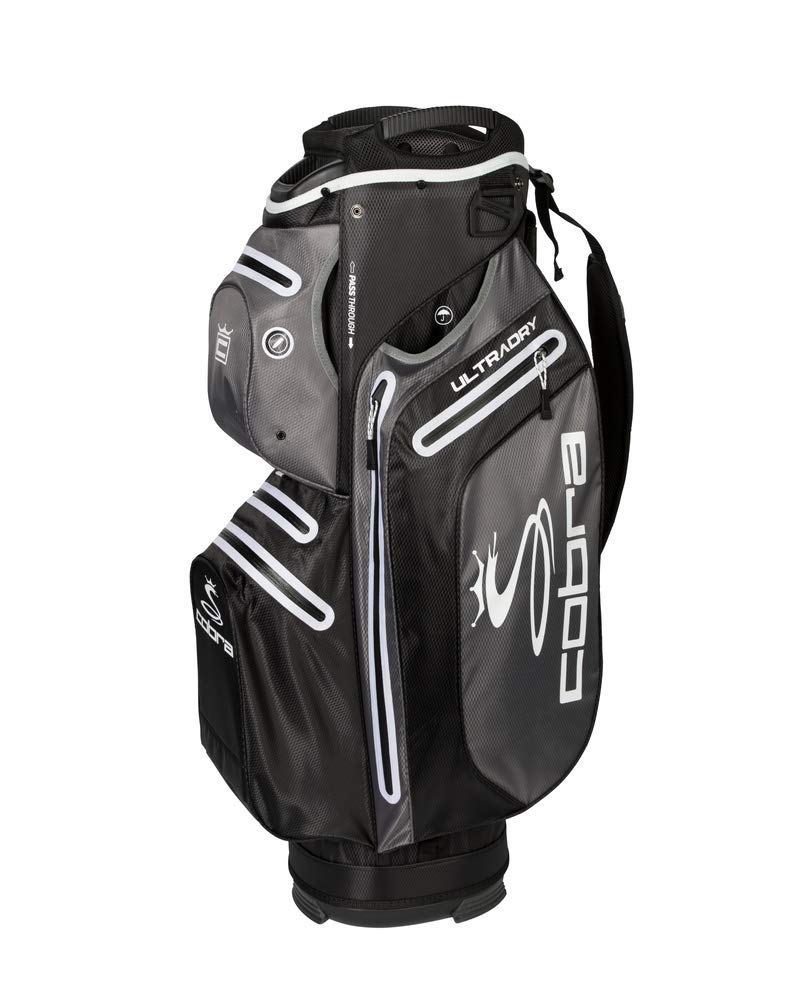 Amazon.com: Cobra Golf 2019 Ultradry - Bolsa para carrito de ...
