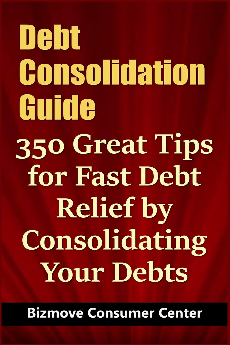 tips on consolidating debt