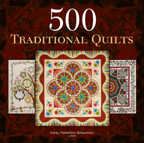 500 traditional quilts - 1