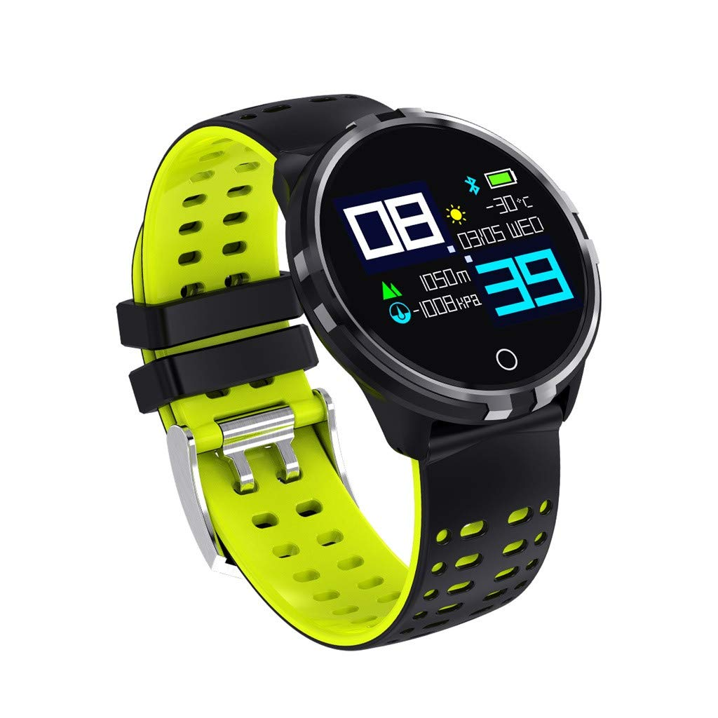 Amazon.com: NOMENI Smart Watch Bracelet Waterproof Activity ...