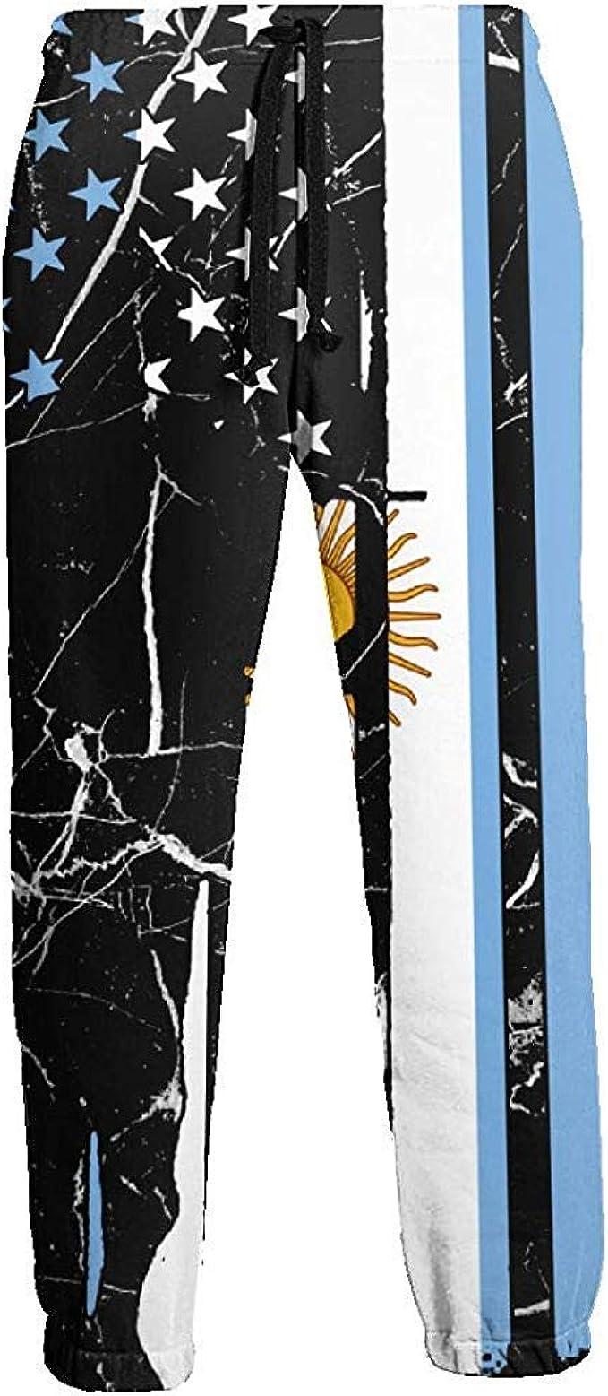 Emild American Argentina Flag Army Veterans Pantalones Largos ...