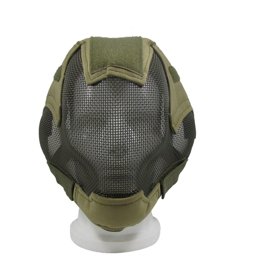 V6 Tactical Airsoft cara completa máscaras de protección ...
