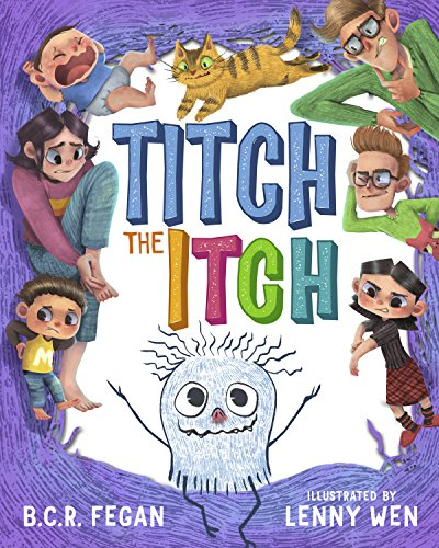 Titch the Itch by [Fegan, B.C.R.]