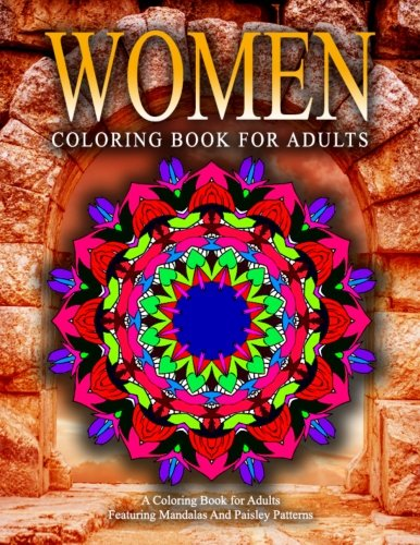 WOMEN COLORING BOOKS FOR ADULTS - Vol.15: Relaxation Coloring Books For Adults (Volume 15)