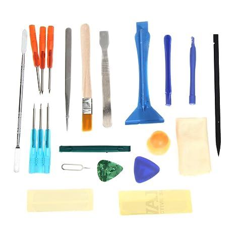 alloet 22 en 1 destornillador Apertura palanca herramientas Kit de ...