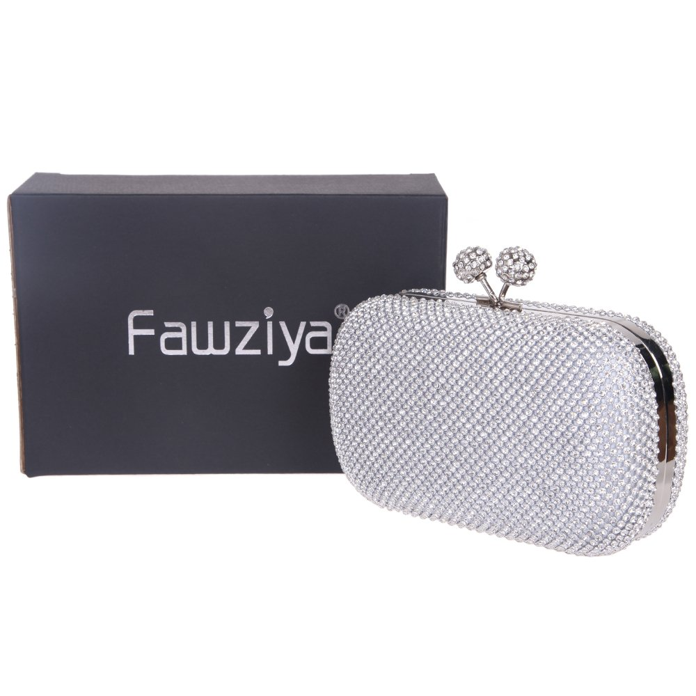 Amazon.com: fawziya Kisslock Bolso Boda Embrague Bolsas para ...