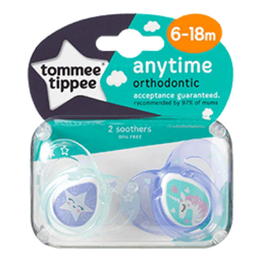 Amazon.com : Closer To Nature Any Time Soother Twin Pack -6 ...