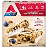 Atkins Protein%2DRich Meal Bar%2C Bluebe...