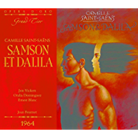OPD 7028 Saint-Saëns-Samson et Dalila: French-English Libretto (Opera d'Oro Grand Tier) (French Edition) book cover