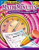 Math Minutes, 3rd Grade (CTP 2585)