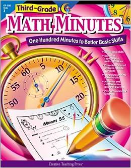 Amazon.com: Math Minutes, 3rd Grade (7544580293153): Alaska Hults ...