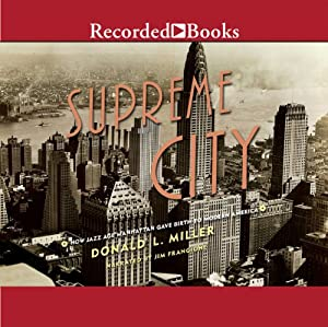 Supreme City Audiobook