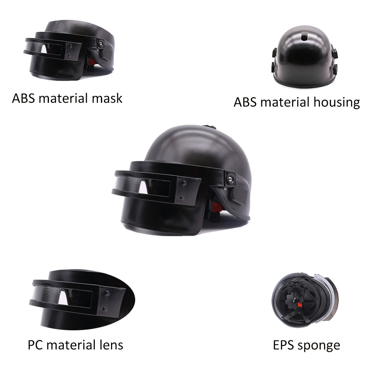 Level 3 Helmets for PLAYERUNKNOWNS BATTLEGROUNDS ABS Helmet Game Perimeter Cosplay Products