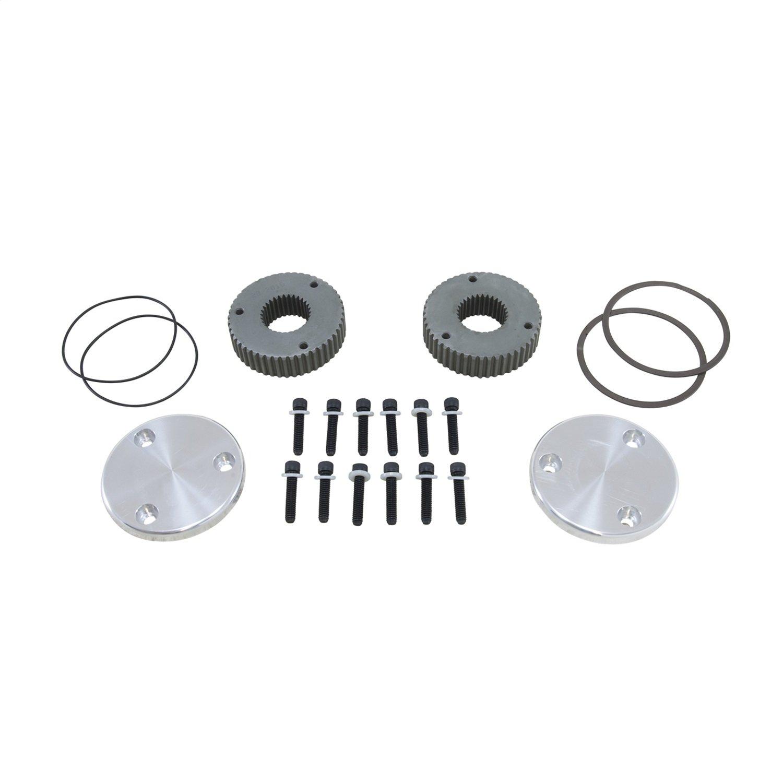 Yukon Gear & Axle (YHC50002) Hardcore Drive Flange Kit for Dana 44 Differential by Yukon Gear (Image #1)