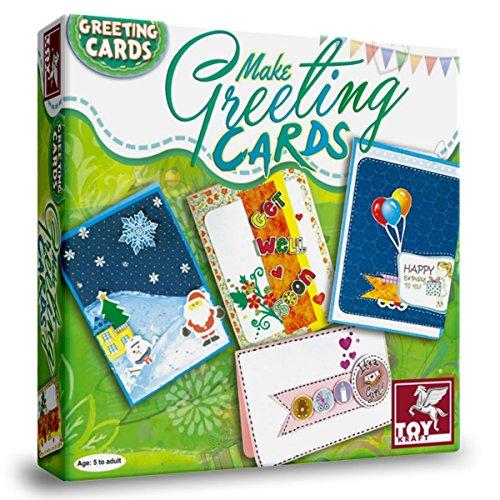 Toykraft Card Making Kits (Make Greeting Cards)