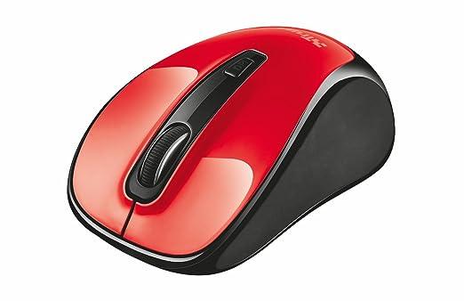 10 opinioni per Trust Xani Mouse Ottico Bluetooth, Rosso