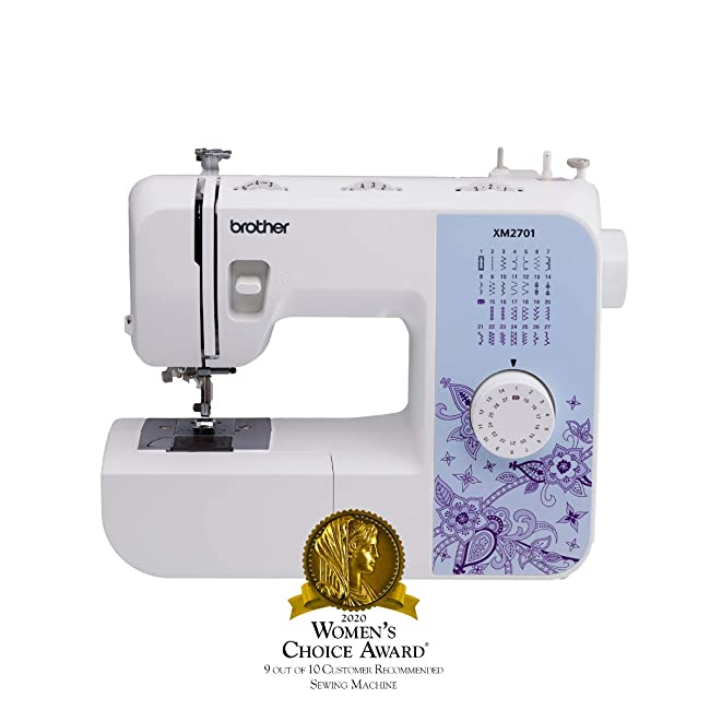 Brother XM2701 - A Small and Portable Sewing Machine