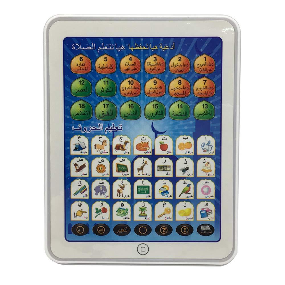 RONSHIN Tablette dapprentissage Arabe pour Enfants