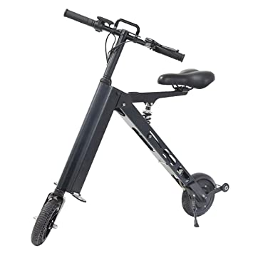 Mini bicicletas eléctricas, Fashion plegable bicicleta tamaño pequeño y ligero con eléctrico bicicleta para actividades