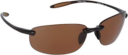 SERENGETI Nuvino Gafas, Unisex Adulto, Shiny Brown, M