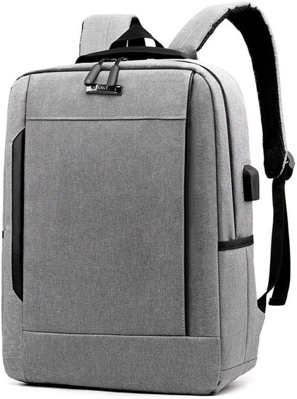 Color : Gray, Size : 301140CM Travel Backpack Mens Shoulder Bag Large Capacity Multi-Purpose Business Computer Bag Leisure Travel Business Travel Bag