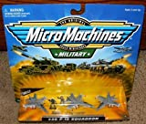 micro air vehicle - F-18 Squadron #26 Military Micro Machines Collection