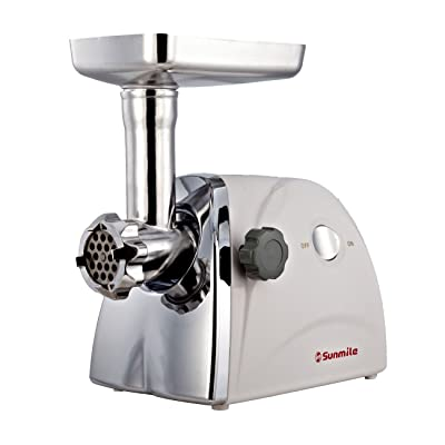 Sunmile SM-G31 ETL Electric Meat Grinder Mincer 1HP 800W Review