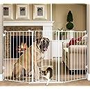 Amazon Com Carlson Extra Tall Flexi Pet Gate Pet Supplies