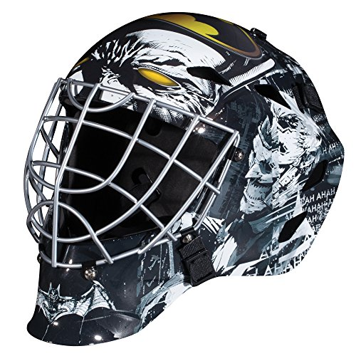 Franklin Sports GFM 1500 Goalie Face Mask - Batman