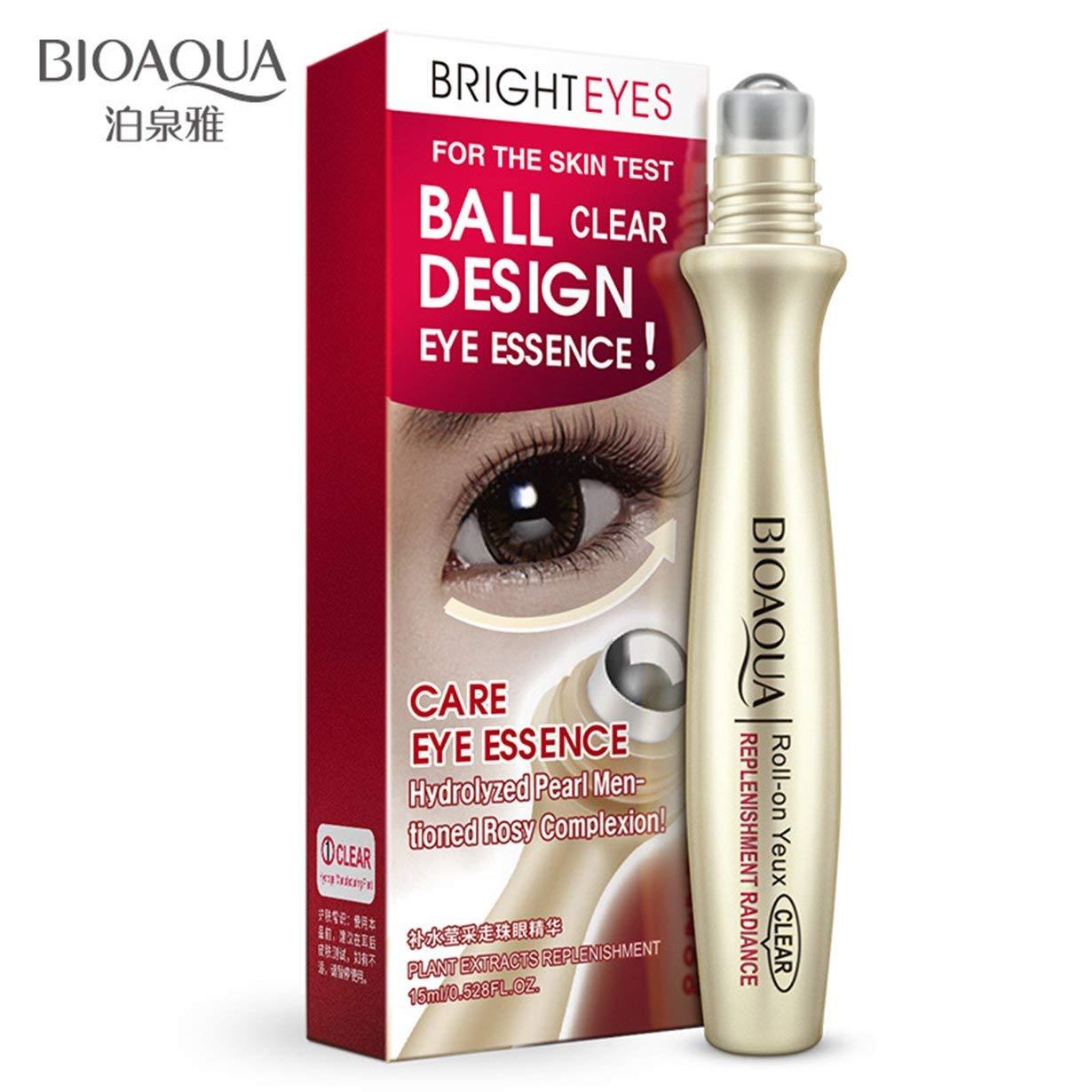 Crème pour les yeux Crème pour les yeux Rouleau Essence pour les yeux Anti-rides Supprimer Crème hydratante hydratante pour les yeux Uniqueheart