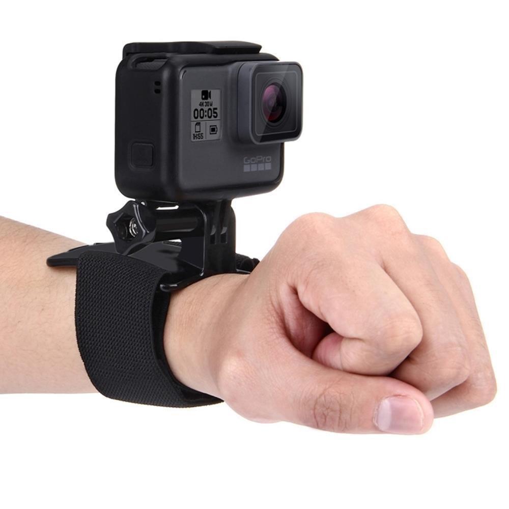 Siroco® Soporte Funda Neopreno Ajustable Soporte Velcro Cámara Videocámara: Amazon.es: Electrónica