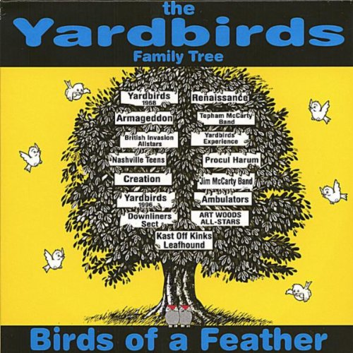 Yardbirds Family Tree