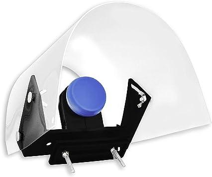 hd-line - Funda Protectora para LNB (protección contra la Lluvia, la Nieve, el Hielo, el Granizo y los Rayos Ultravioleta)