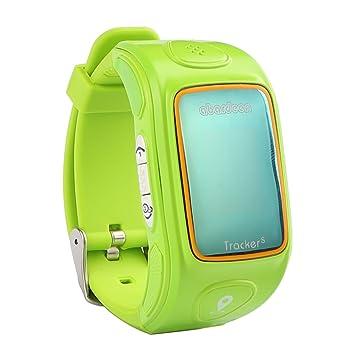 Morjava S888 Smartwatch teléfono GPS reloj de pulsera para personas mayores Control de Remoto Wifi Smart