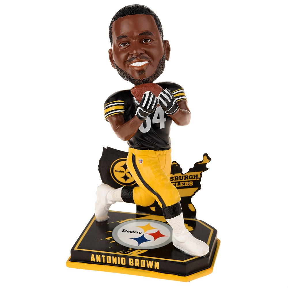 Amazon.com : NFL Antonio Brown Forever Collectibles: Nation ...